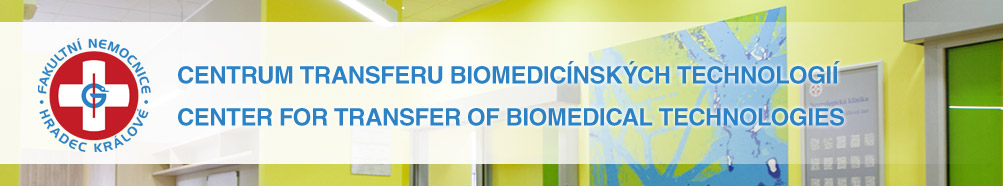 About us | Centrum transferu biomedicinských technologií