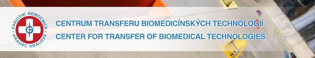 About us | Centrum transferu biomedicinských technologií