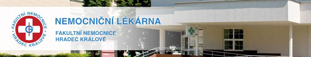 Naše služby | Nemocniční lékárna