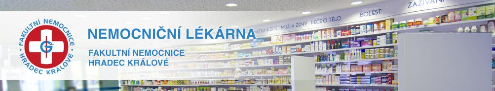 Základní informace | Nemocniční lékárna