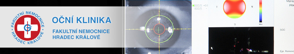 Dětská a strabologická poradna | Oční klinika