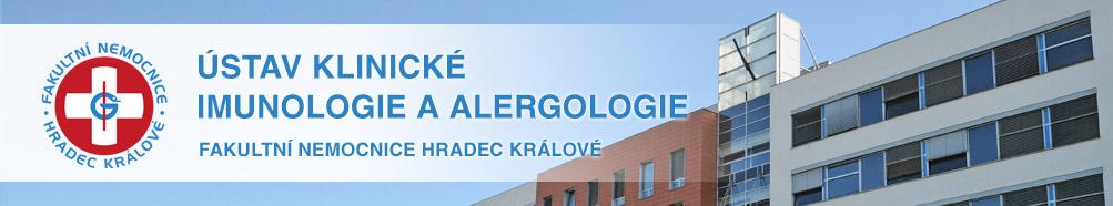 Organizační členění   Ústav klinické imunologie a alergologie
