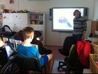 Cesta vody - Projekt KÚ 11. 12. 2014